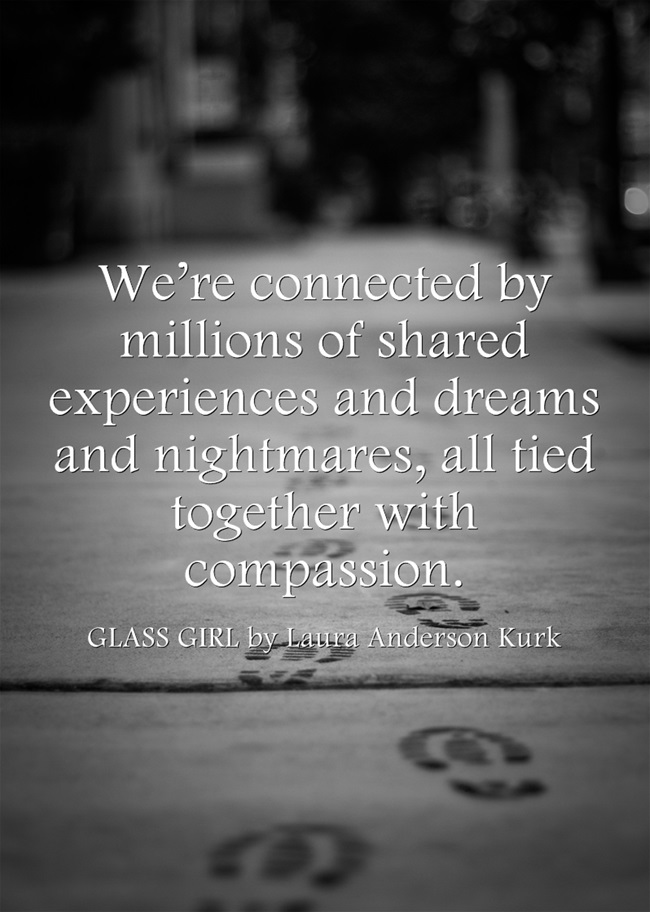 Glass Girl quote
