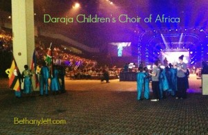 Daraja Children Choir of Africa picmonkey