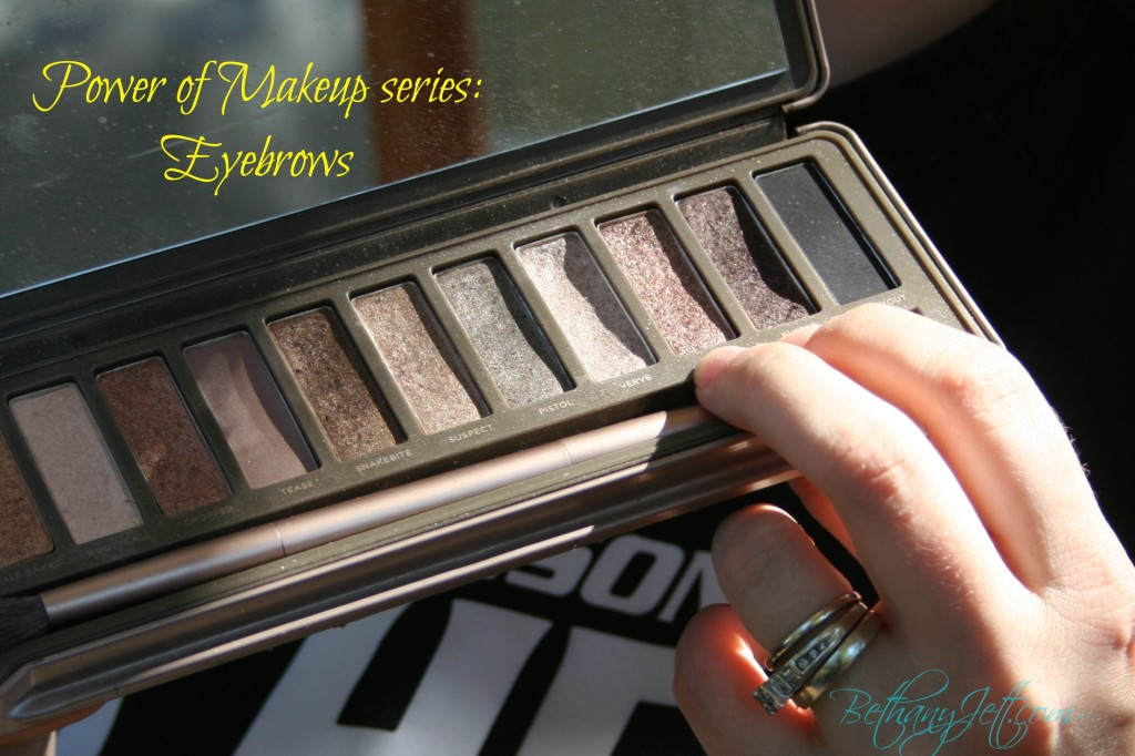 Urban Decay Naked 2 colors used