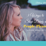 people-pleaser