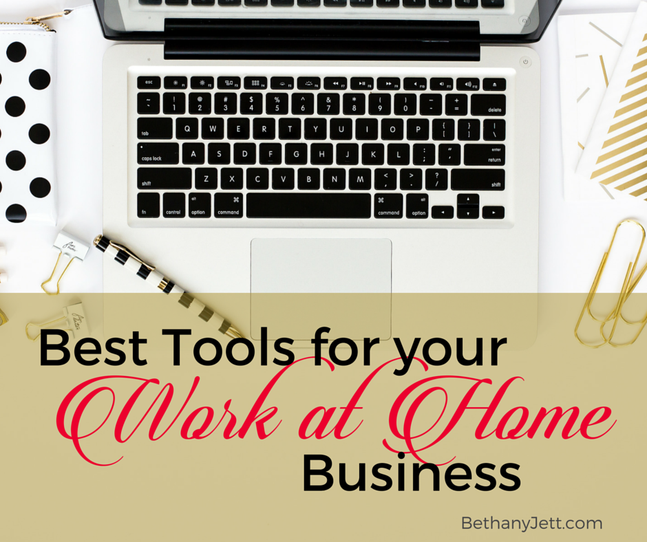 Best Tools for your Work-At-Home Business