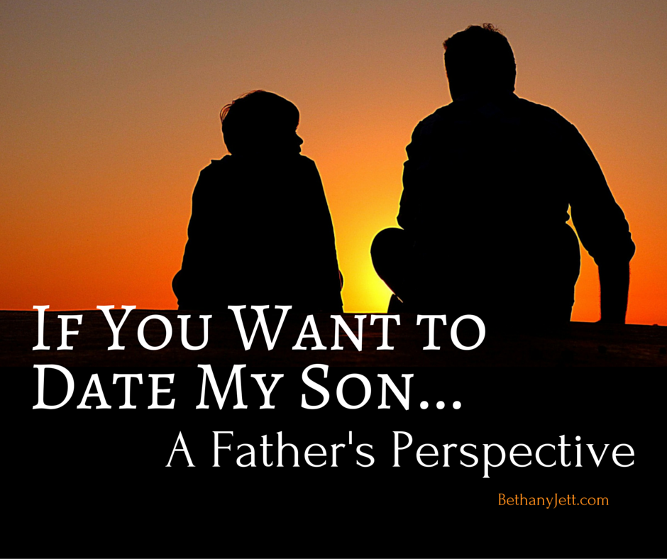 If You Want to Date My Son, Part 2