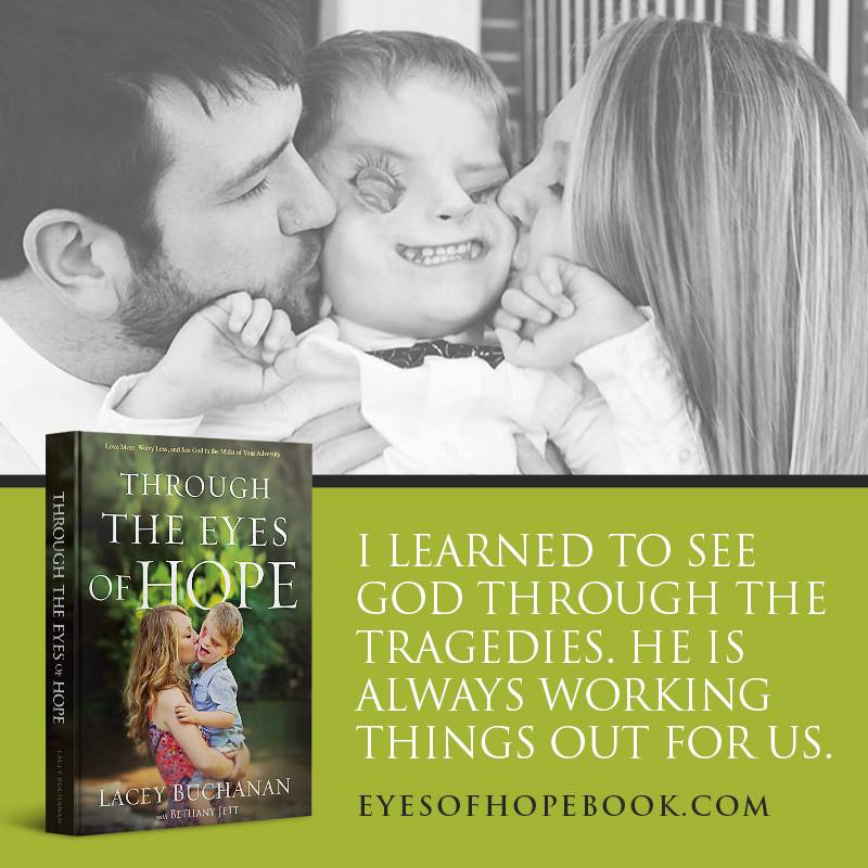 Through the Eyes of Hope Released Today!!!!