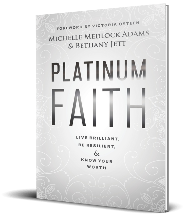 Platinum Faith book cover